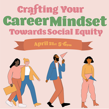 Crafting Your Career Mindset Towards Social Equity