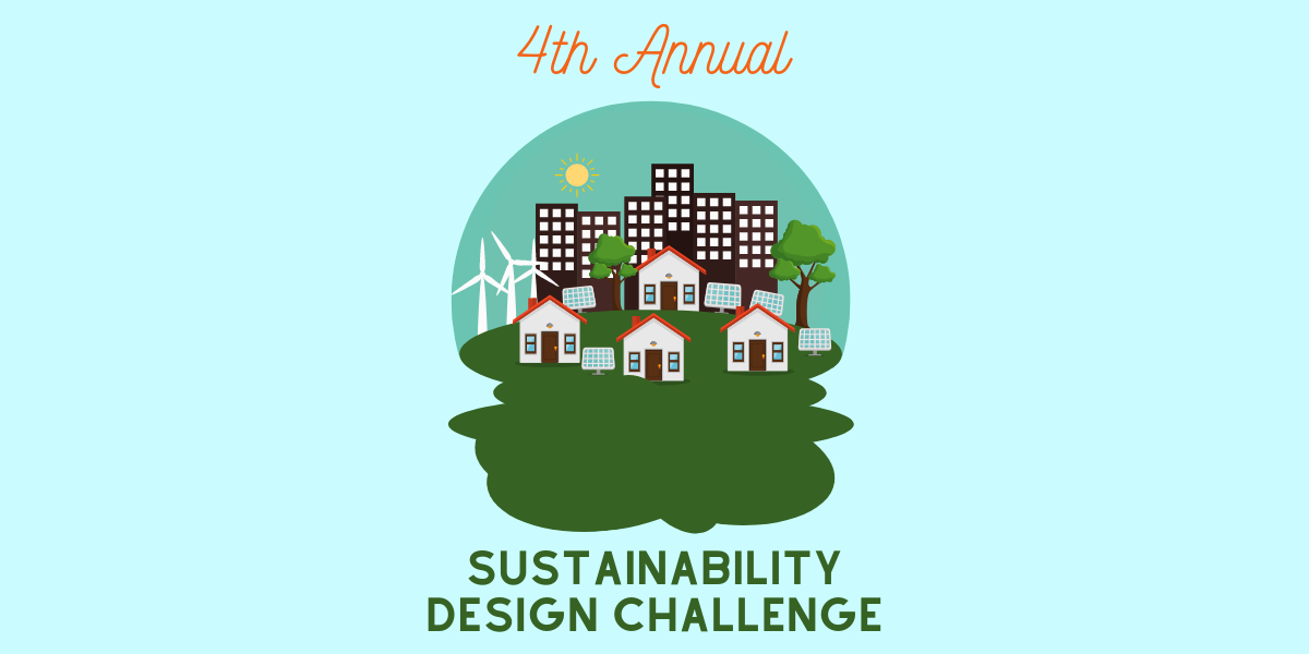 Sustainability Design Challenge Logo