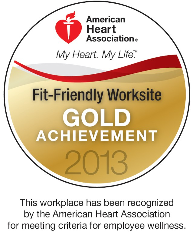 2013 American Heart Association Award