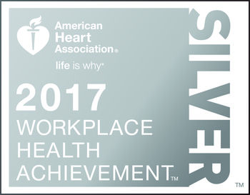2017 American Heart Association Award Silver