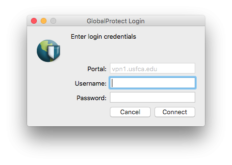 GlobalProtect Instructions for Mac | myUSF