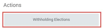 Change W-4 Withholding Elections Screen Shot