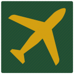 USF Airplane Icon