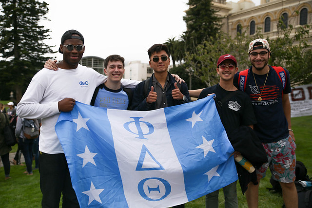 members of phi delta theta