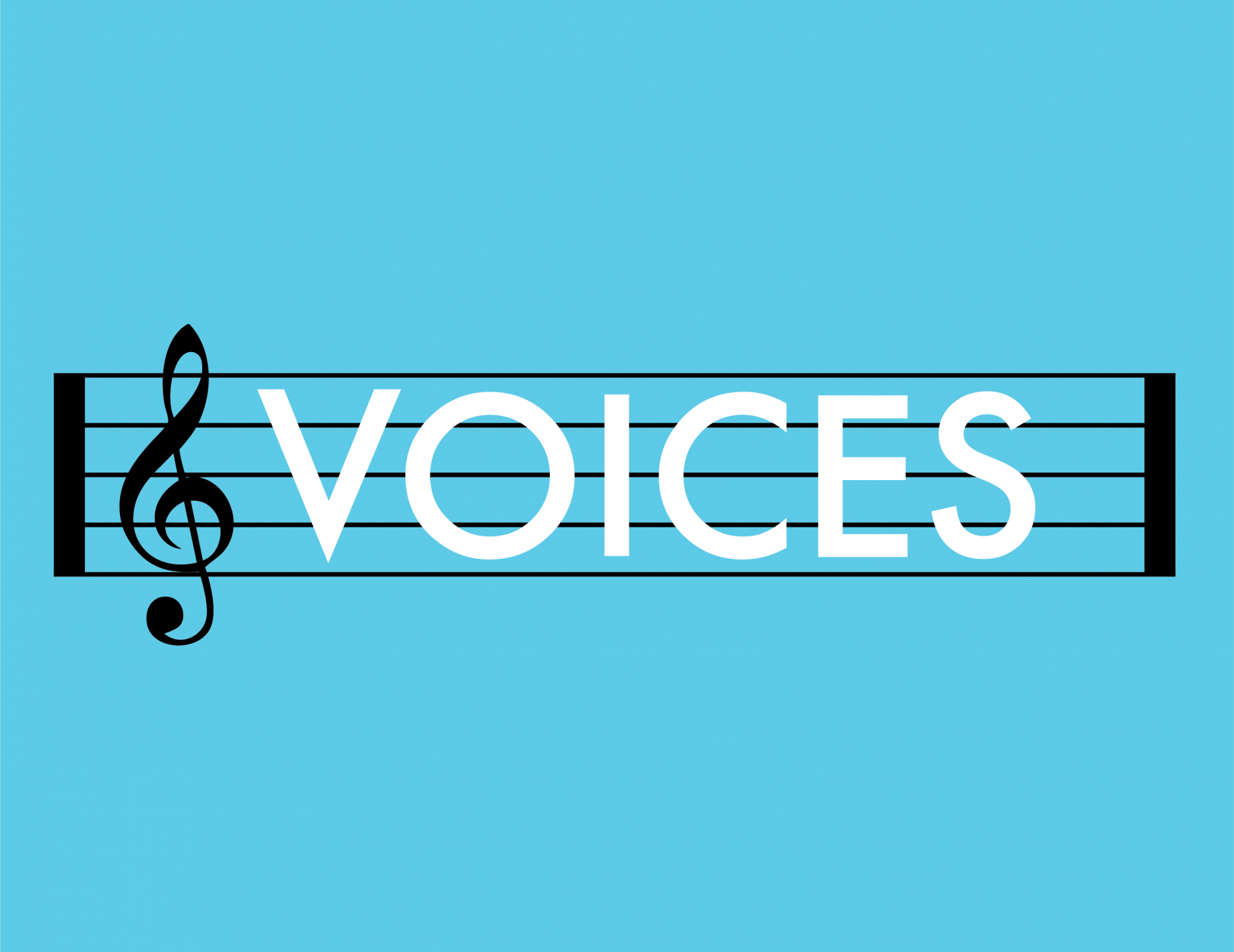 Voices Logo Teal