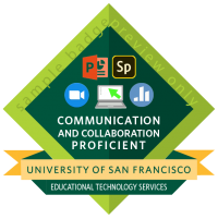 Communication and Collaboration badge