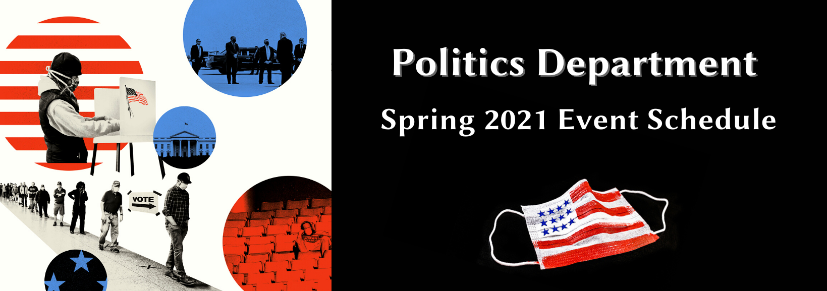 Spring 2021 Event Banner