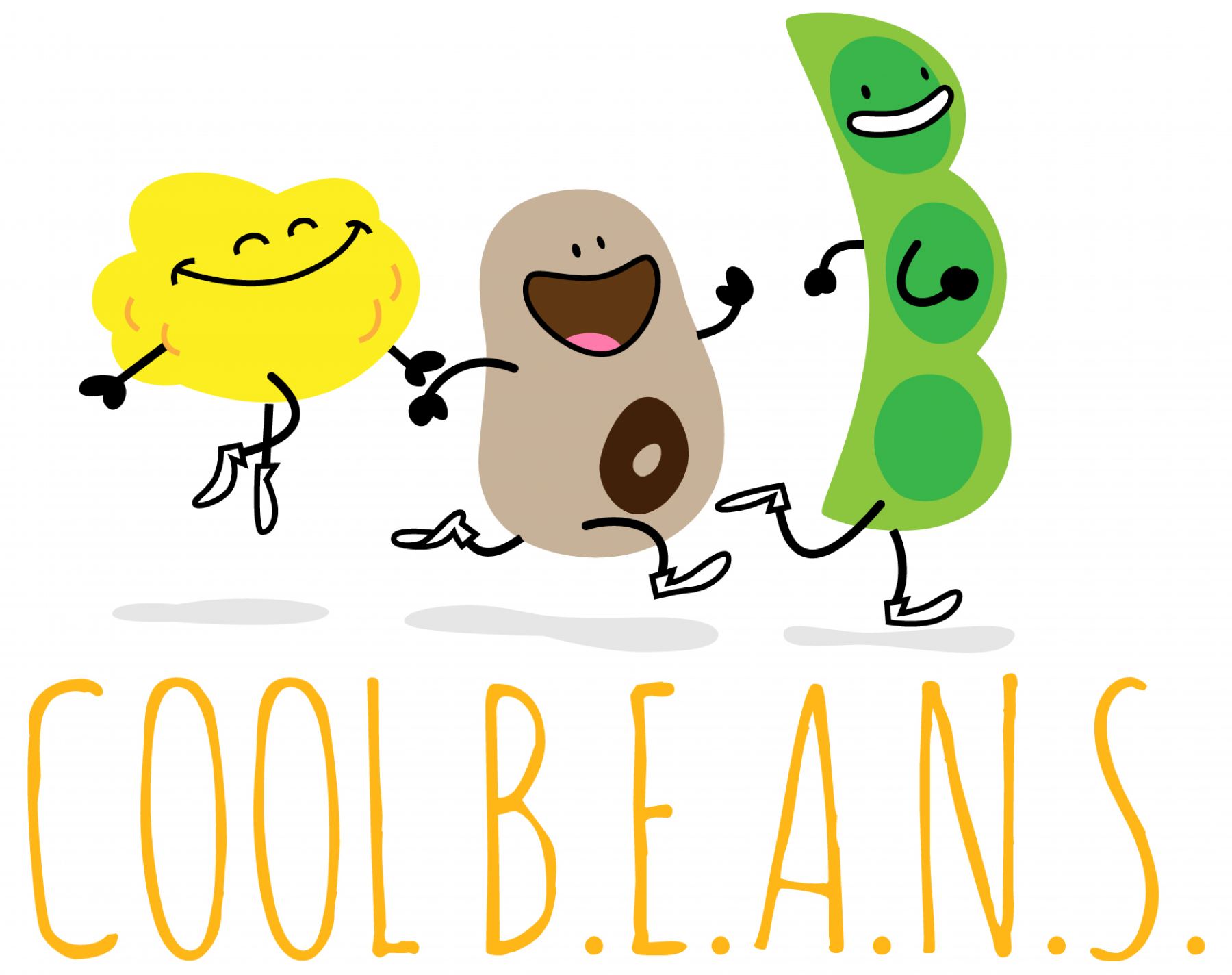 Cool BEANS Nutrition Logo