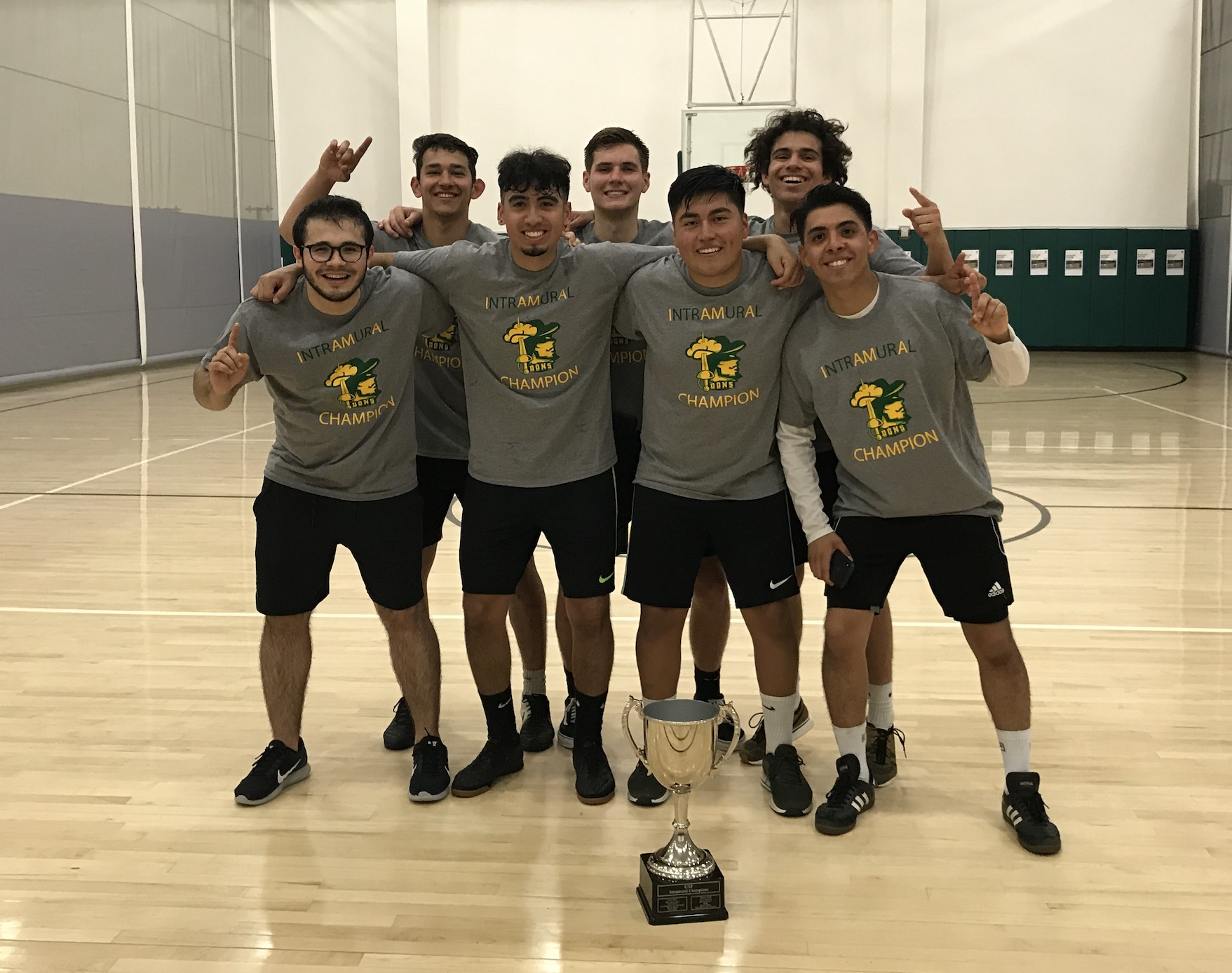 2019 Spring IM Champ Indoor Soccer Bookie FC
