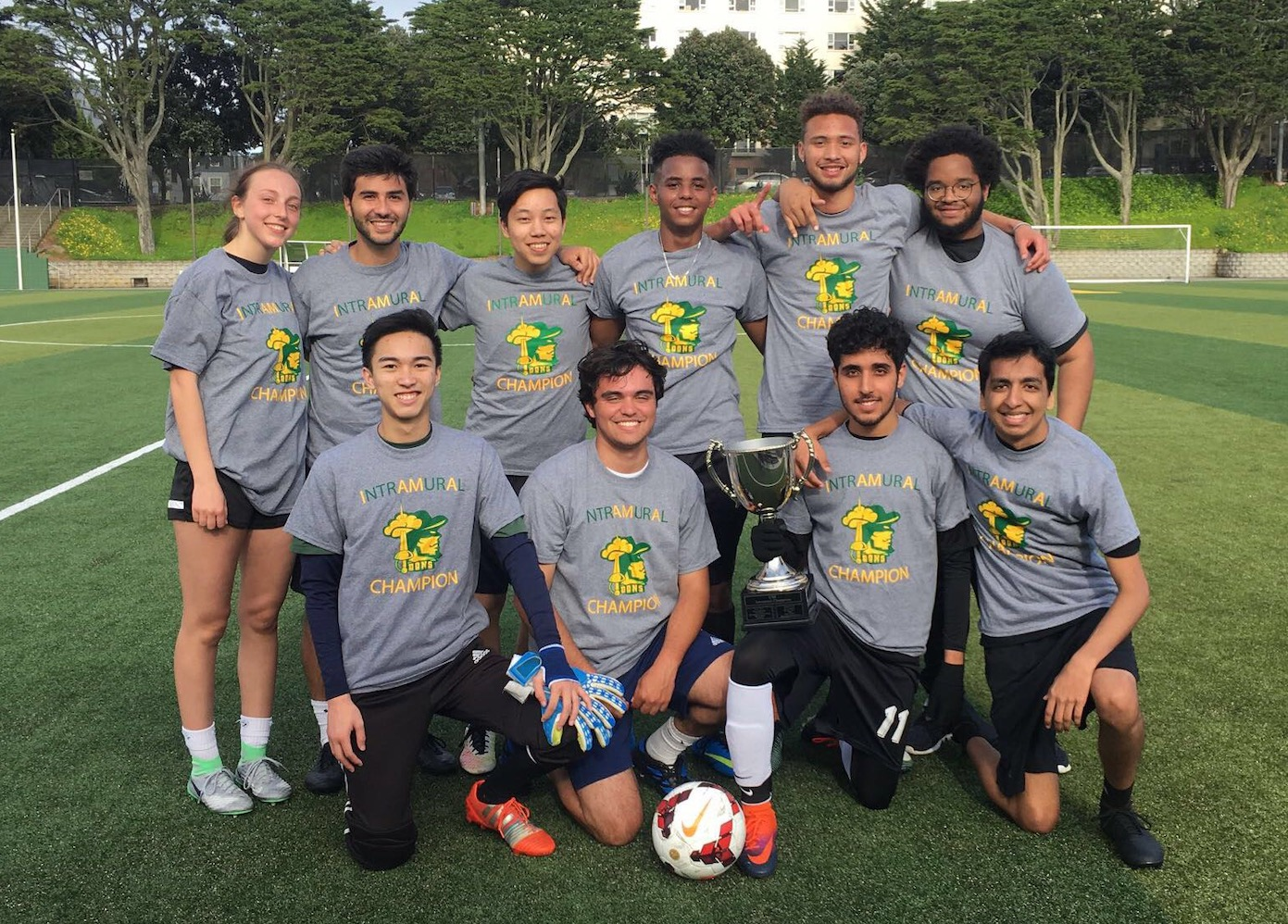 2019 Spring IM Champ Outdoor Soccer Champions Black Panter 2.0 (1)