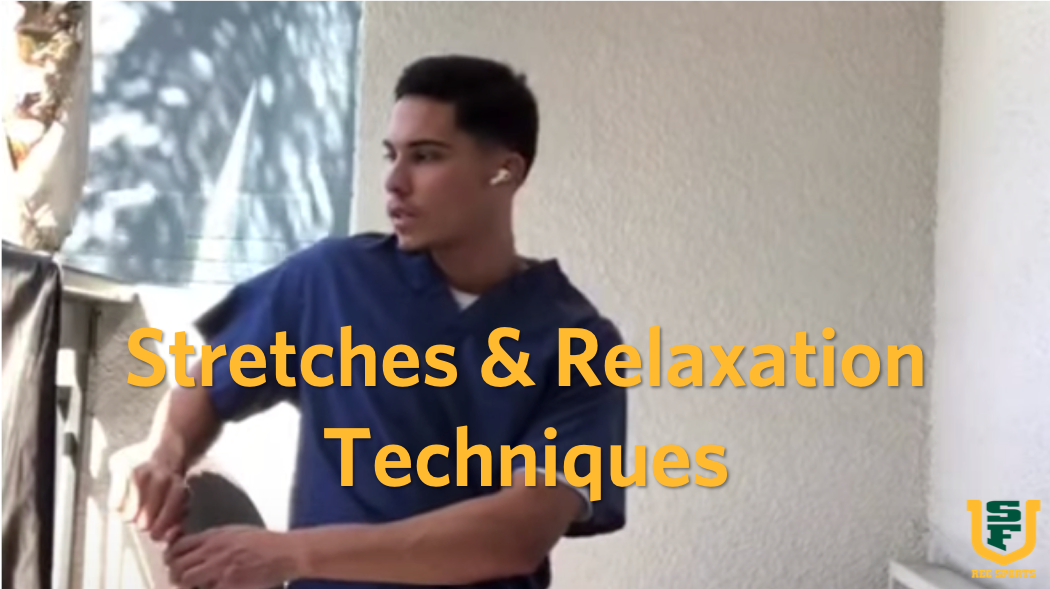 stretches and relaxation techniques