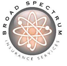 Broad Spectrum Atom Logo