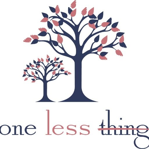 One Less Thing Tree Logo
