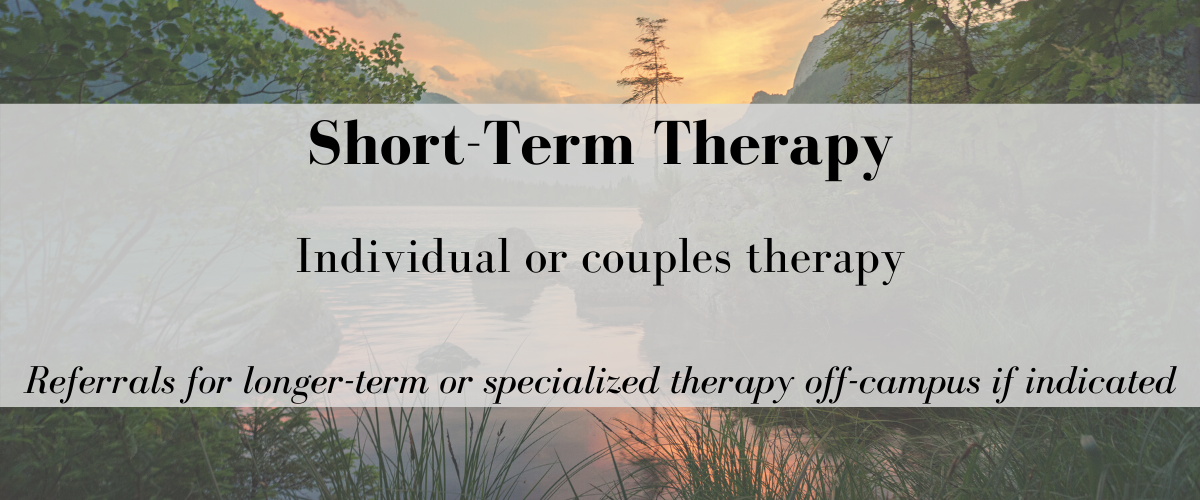 Short Term Therapy