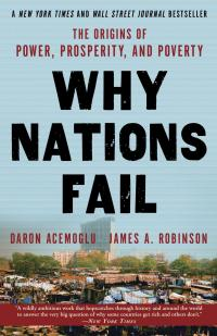 Why Nations Fail Book Image