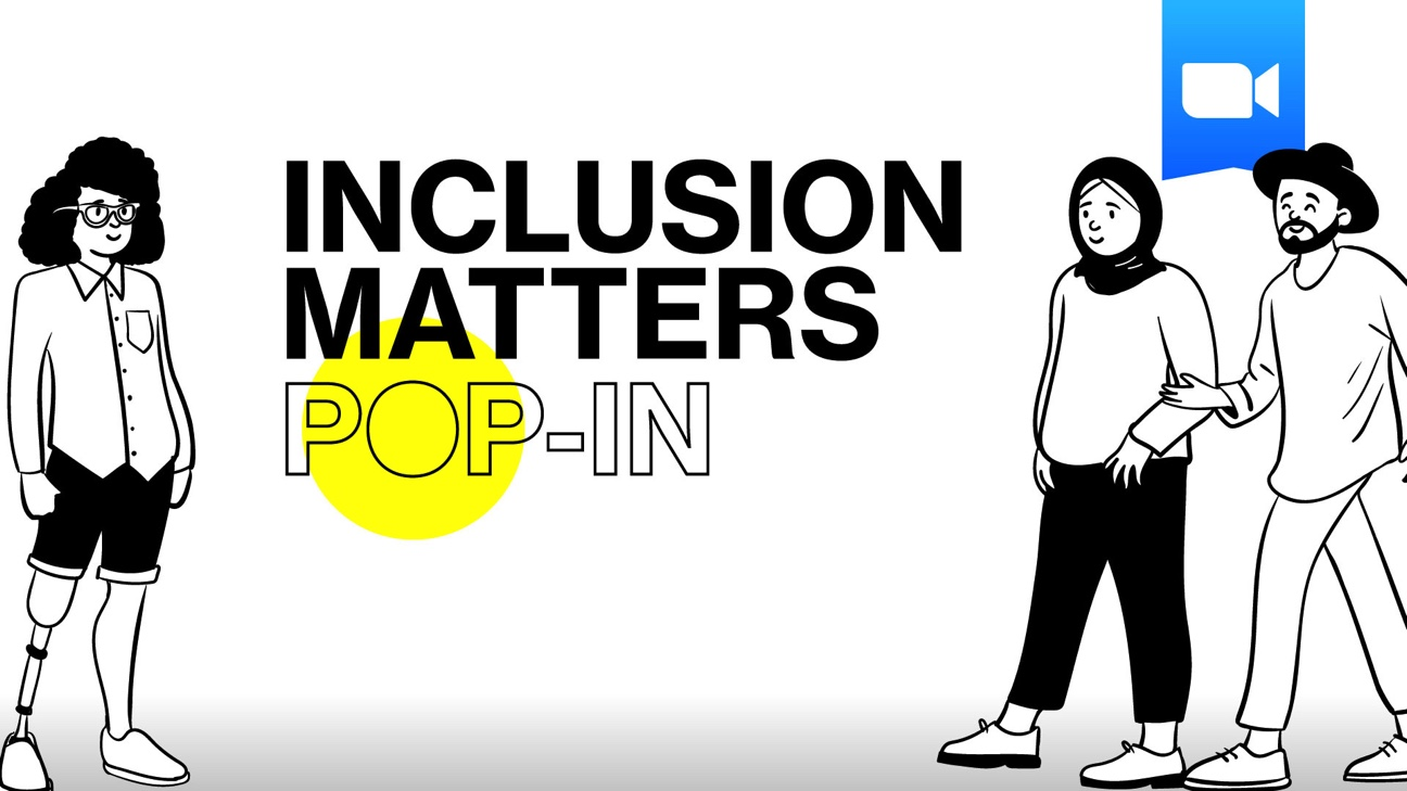 Inclusion Pop-In