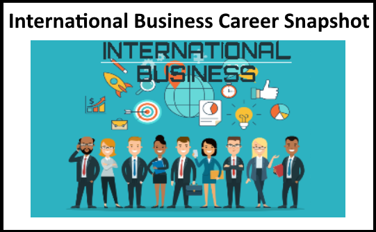 International Business Snapshot picture