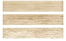 Balsa wood grain types