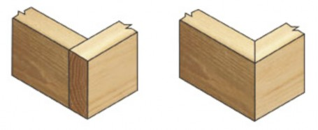 Basswood joints